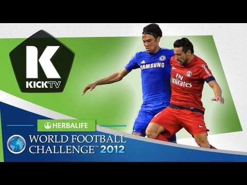 Chelsea 1-1 Paris SG (World Football Challenge)