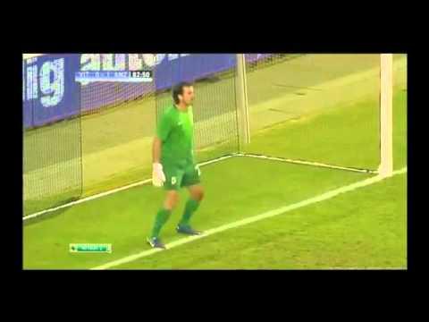Vitesse 0-2 Anzhi (3rd Qualif. Round)