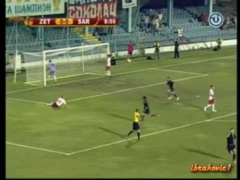 Zeta 1-0 FK Sarajevo (3rd Qualif. Round)