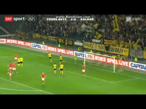 Young Boys 3-0 Kalmar (3rd Qualif. Round)