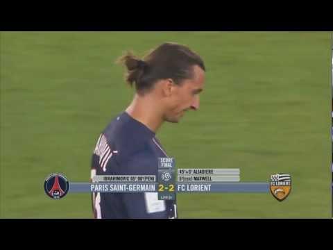 Paris S.G. 2-2 Lorient