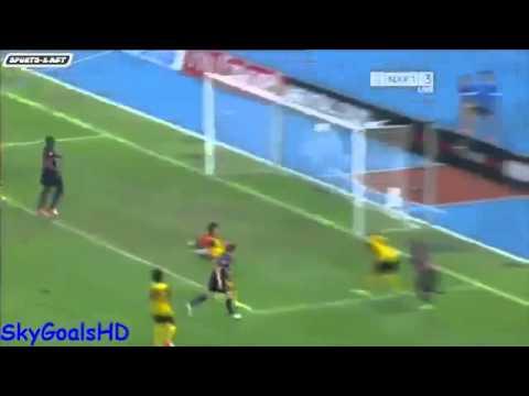 Malaysian XI 1-2 Arsenal