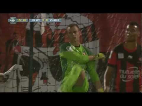 Nice 0-1 Ajaccio