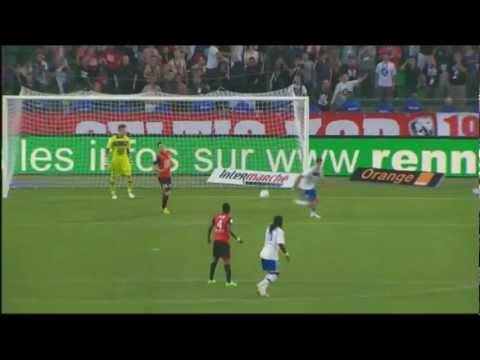 Rennes 0-1 Lyon