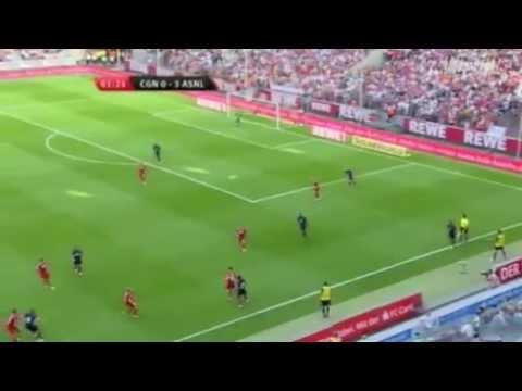 Koln 0-4 Arsenal