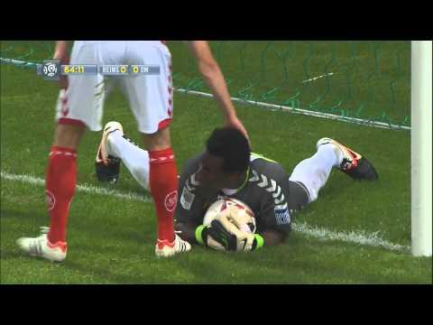 Reims 0-1 Marseille