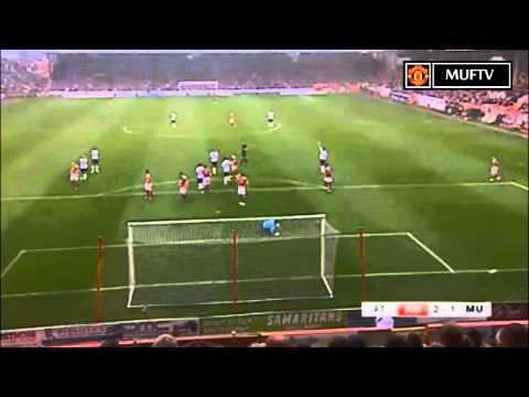 Aberdeen 2-1 Manchester United