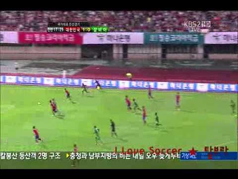 South Korea 2-1 Zambia
