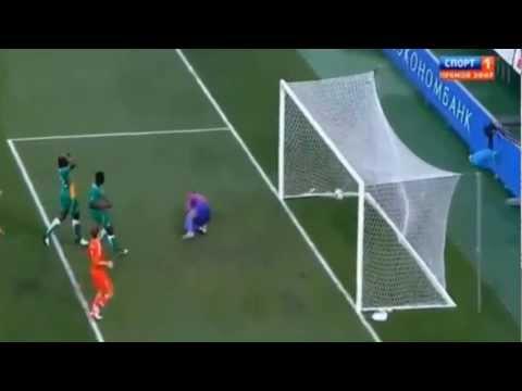 Russia 1-1 Ivory Coast