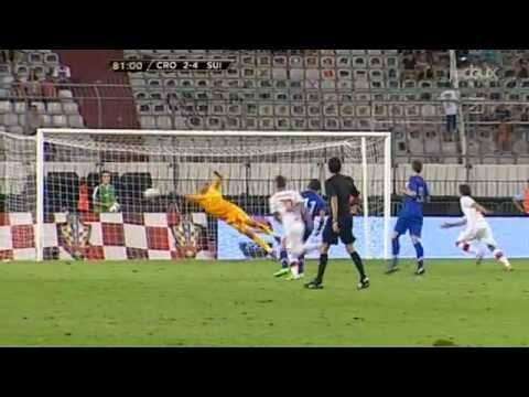 Croatia 2-4 Switzerland
