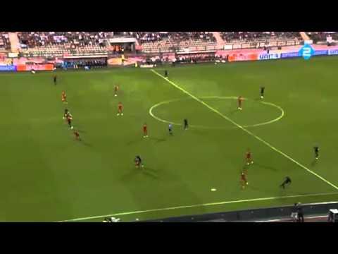 Belgium 1-2 Netherlands