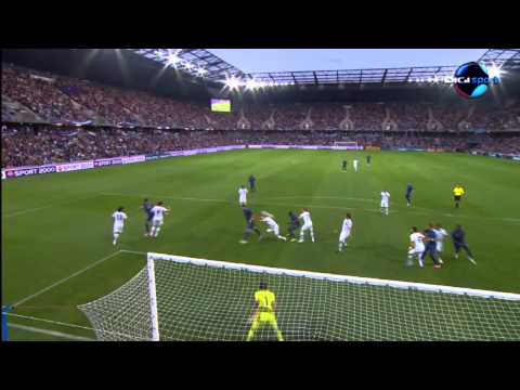 France 0-0 Uruguay