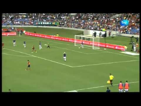 Puerto Rico 0-2 Spain