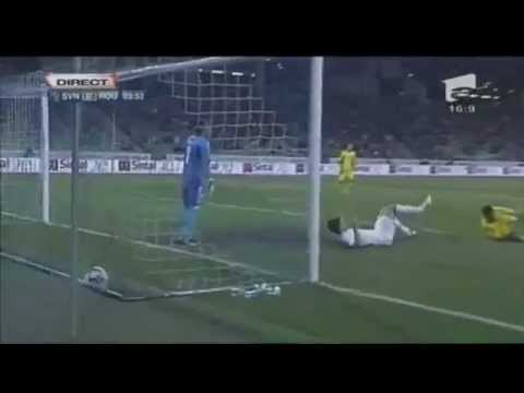 Slovenia 4-3 Romania
