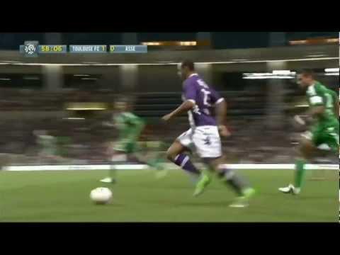 Toulouse 2-1 Saint-Etienne