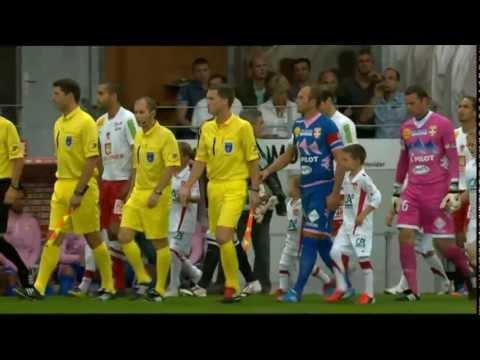 Brest 1-0 Evian TG