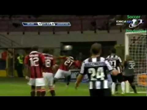 AC Milan 2-3 Juventus (Trofeo Luigi Berlusconi)
