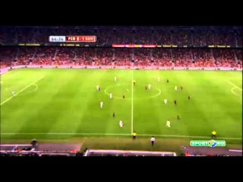 Barcelona 0-1 Sampdoria (Gamper Trophy)