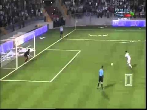 Neftci Baku 1-1 APOEL Nicosia