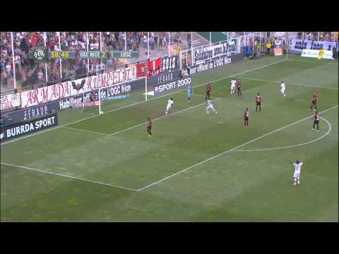 Nice 2-2 Lille