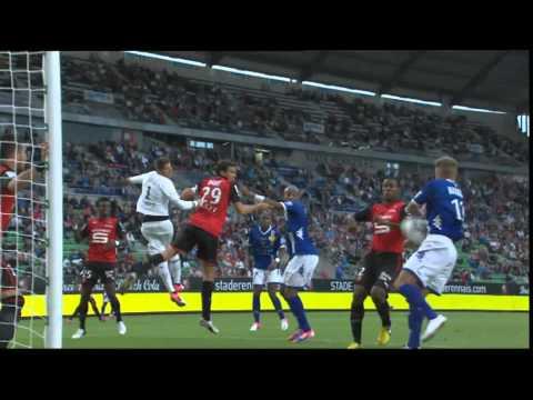 Rennes 3-2 Bastia