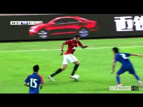 Shanghai Shenhua 0-1 Manchester Utd