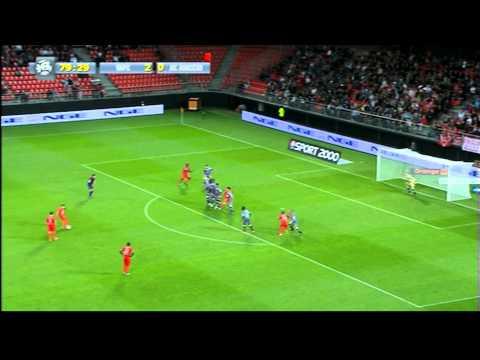 Valenciennes 3-0 Ajaccio