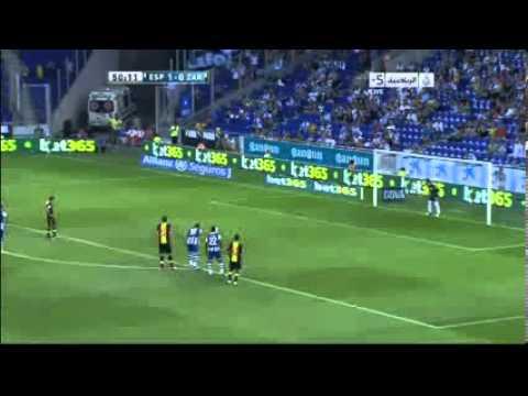 Espanyol 1-2 Zaragoza