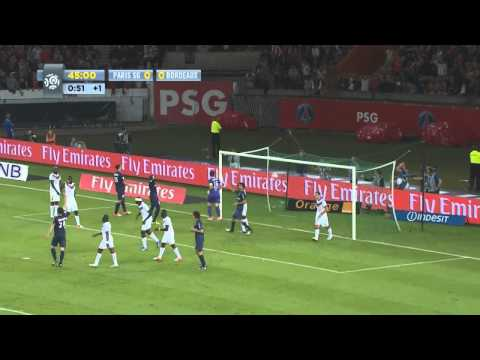 Paris Saint-Germain 0-0 Bordeaux