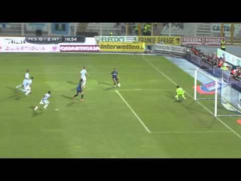 Pescara 0-3 Inter