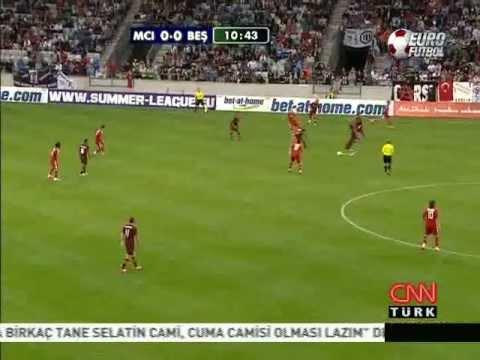Besiktas 0-2 Manchester City