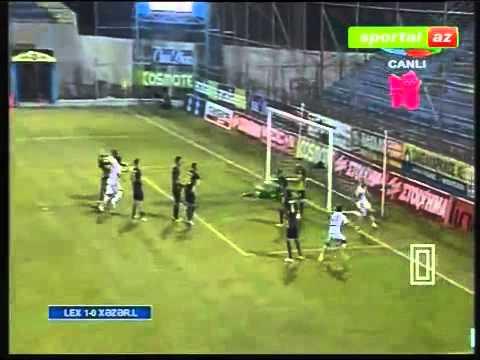 Asteras Tripolis 1-1 (Pen 4-2) Inter Baku (2nd Qualif. Round)