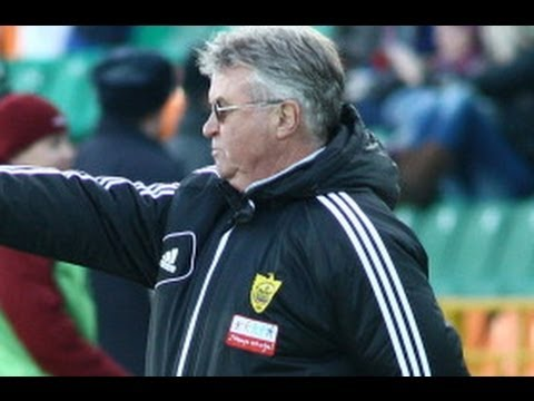 Honved 0-4 Anzhi (2nd Qualif. Round)