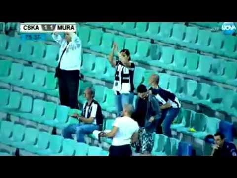 CSKA Sofia 1-1 Mura (2nd Qualif. Round)