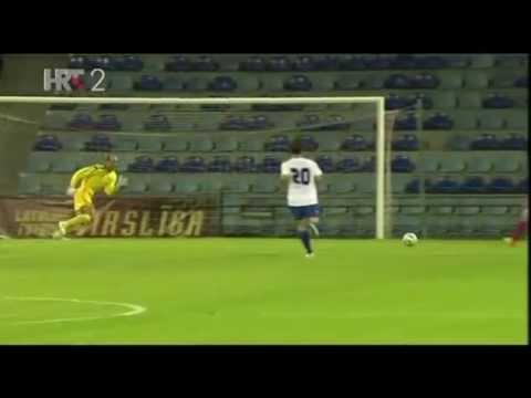 Skonto 1-0 Hajduk Split (2nd Qualif. Round)