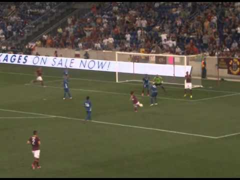 AS Roma 2-1 El Salvador