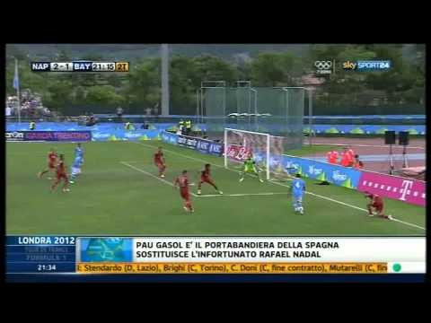 Napoli 3-2 Bayern Munich