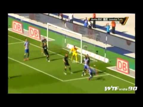 Hertha Berlin 0-2 Juventus