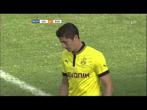 Legia 0-1 Dortmund