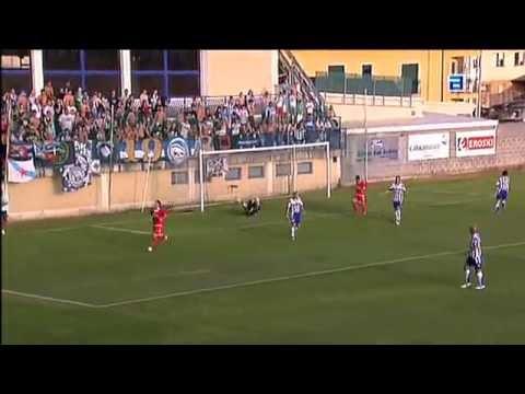 Gijon 4-1 Dep. La Coruna (Trofeo Emma Cuervo)