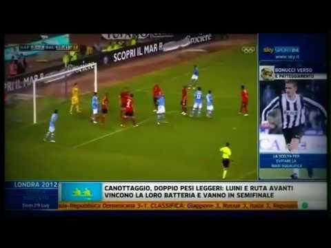 Napoli 2-1 Bayer Leverkusen