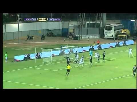 Shmona 4-0 Neftci Baku (3rd Qualif. Round)
