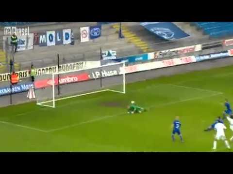 Molde 0-1 Basel (3rd Qualif. Round)