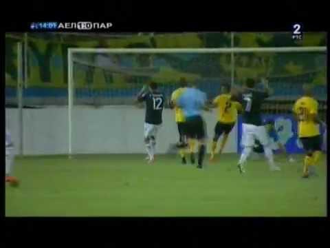 AEL Limassol 1-0 Partizan (3rd Qualif. Round)