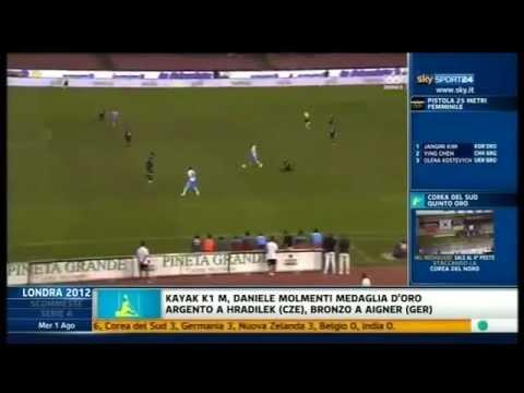Napoli 2-0 Bordeaux