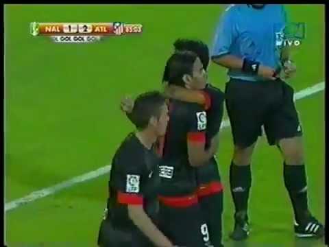 Atl. Nacional 1-2 Atl. Madrid