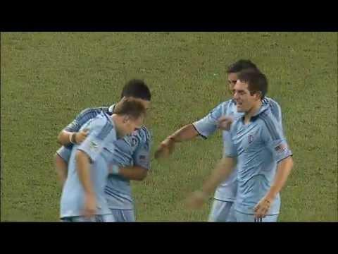 Kansas City 1-1 Stoke City