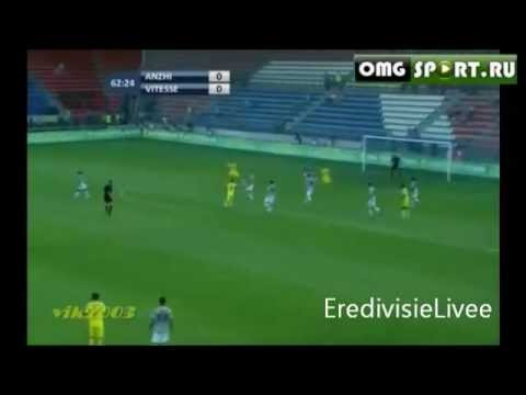 Anzhi 2-0 Vitesse (3rd Qualif. Round)