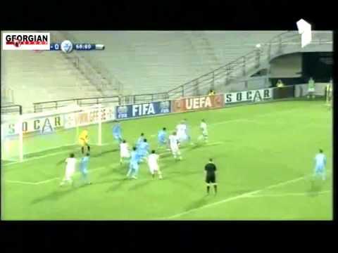 Dila Gori 0-1 Anorthosis (3rd Qualif. Round)