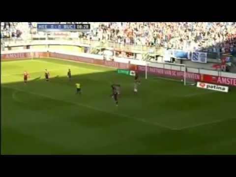 Heerenveen 4-0 Rapid Bucuresti (3rd Qualif. Round)